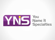 YNIS   You Name It Specialties Logo - Entry #1