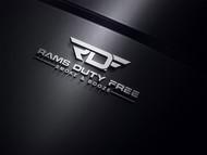 Rams Duty Free + Smoke & Booze Logo - Entry #185
