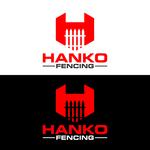 Hanko Fencing Logo - Entry #251