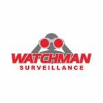 Watchman Surveillance Logo - Entry #290