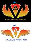 Valcon Aviation Logo Contest - Entry #44