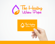 The Healing Waters Project Logo - Entry #58