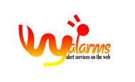 Logo for WebAlarms - Alert services on the web - Entry #3
