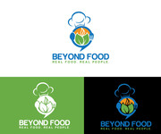 Beyond Food Logo - Entry #72
