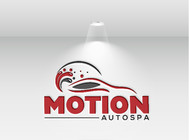 Motion AutoSpa Logo - Entry #76