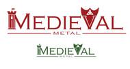 Medieval Metal Logo - Entry #11