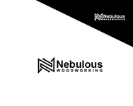 Nebulous Woodworking Logo - Entry #2