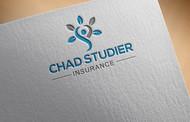 Chad Studier Insurance Logo - Entry #226