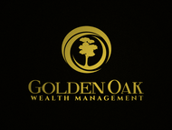 Golden Oak Wealth Management Logo - Entry #76