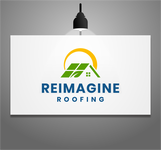 Reimagine Roofing Logo - Entry #165