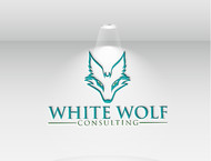 White Wolf Consulting (optional LLC) Logo - Entry #204