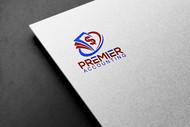 Premier Accounting Logo - Entry #102