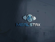 MealStax Logo - Entry #11