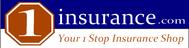 1insurance.com Logo - Entry #38