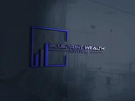 Blueprint Wealth Advisors Logo - Entry #490