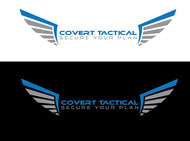 Covert Tactical Logo - Entry #37