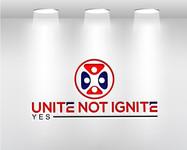 Unite not Ignite Logo - Entry #130