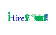 iHireFood.com Logo - Entry #53