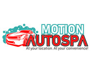 Motion AutoSpa Logo - Entry #141