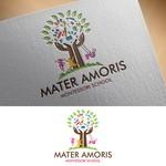 Mater Amoris Montessori School Logo - Entry #400