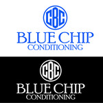 Blue Chip Conditioning Logo - Entry #197