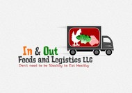 In & Out Foods and Logistics LLC Logo - Entry #14