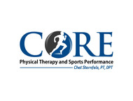 Core Physical Therapy and Sports Performance Logo - Entry #146