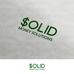 Solid Money Solutions Logo - Entry #113