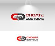Choate Customs Logo - Entry #288