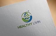 Healthy Livin Logo - Entry #343