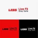 Live Fit Stay Safe Logo - Entry #283
