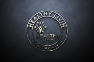 Healthy Livin Logo - Entry #138
