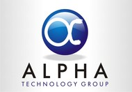 Alpha Technology Group Logo - Entry #90