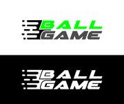 Ball Game Logo - Entry #121
