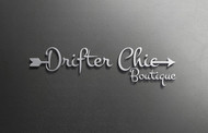 Drifter Chic Boutique Logo - Entry #181