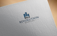 Revolution Roofing Logo - Entry #45