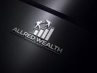 ALLRED WEALTH MANAGEMENT Logo - Entry #531