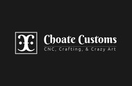 Choate Customs Logo - Entry #92