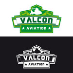 Valcon Aviation Logo Contest - Entry #12