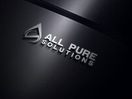 ALL PURE SOLUTIONS Logo - Entry #16
