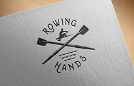 Rowing Hands Logo - Entry #62