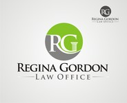 Regina Gordon Law Office  Logo - Entry #91