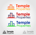 Temple Properties Logo - Entry #14