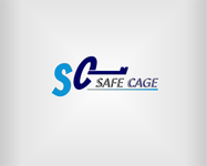 The name is SafeCage but will be seperate from the logo - Entry #15