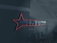 First Texas Solar Logo - Entry #48