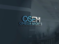 Omega Sports and Entertainment Management (OSEM) Logo - Entry #64