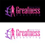 Know Your Greatness Coaching Logo - Entry #48