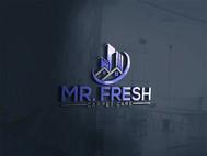Mr. Fresh Carpet Care Logo - Entry #90