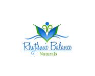 Rhythmic Balance Naturals Logo - Entry #93