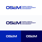 Omega Sports and Entertainment Management (OSEM) Logo - Entry #110